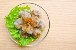 Dessert de la Thaïlande Images stock