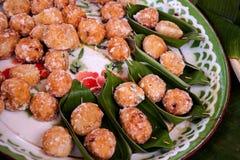 Dessert de la Thaïlande Photo libre de droits