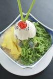 Dessert de malaysian de Cendol Images libres de droits