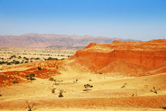 Dessert de naukluft de Namib photographie stock libre de droits