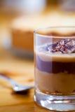 Dessert de pudding Photo stock