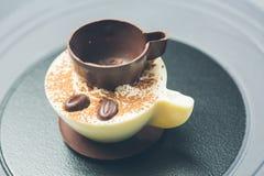 Dessert de Tiramisu photos stock