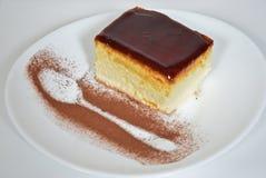 Dessert de Trilece Photographie stock libre de droits
