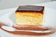 Dessert de Trilece Image libre de droits