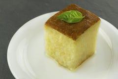 Dessert de yaourt Photos stock