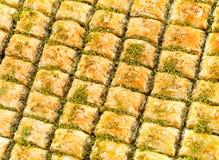 Dessert del Baklava Immagini Stock Libere da Diritti