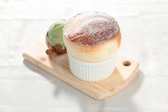 Dessert del dolce Immagini Stock