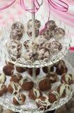 Dessert del Medio-Oriente fotografie stock