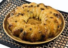 Dessert del riso Immagine Stock