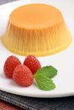 Dessert del tondello Fotografia Stock Libera da Diritti