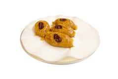 Dessert del turco di Sekerpare Fotografia Stock