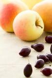 Dessert dell'autunno Immagine Stock