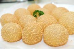 Dessert della Cina Fotografia Stock