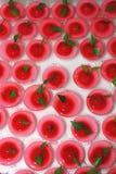 Dessert della gelatina Fotografia Stock Libera da Diritti