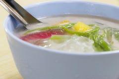 Dessert della Tailandia Fotografia Stock Libera da Diritti