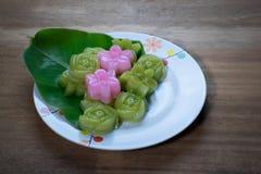 Dessert della Tailandia Immagine Stock
