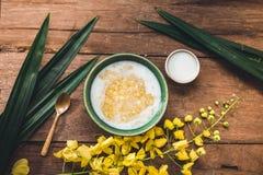 Dessert della Tailandia immagini stock