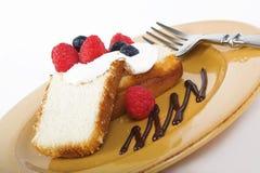Dessert dello Shortcake Fotografia Stock Libera da Diritti