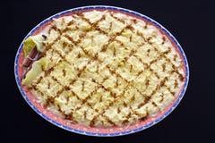 Dessert di Aletria Capellini Immagine Stock Libera da Diritti