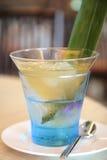 Dessert di Aloevera Fotografia Stock Libera da Diritti