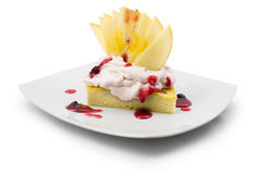 Dessert di Lippovan Fotografia Stock Libera da Diritti