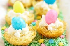 Dessert di Pasqua Fotografie Stock Libere da Diritti