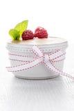Dessert di stile di dieta di Paleo Immagine Stock