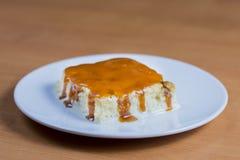 Dessert di Trilece Fotografia Stock
