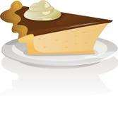 Dessert di vettore Fotografie Stock