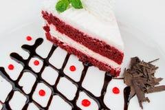 Dessert dolce Fotografia Stock Libera da Diritti