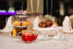 Dessert dolce Fotografia Stock