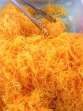 Dessert dolce tailandese Immagini Stock Libere da Diritti