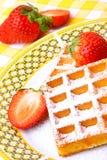Dessert doux Image stock