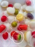 Dessert e dolce Fotografie Stock Libere da Diritti