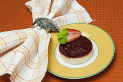 Dessert of Ecuador Stock Photography