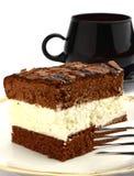 Dessert en café Images stock
