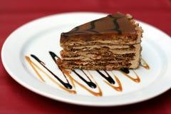 dessert.fancy Kuchen Stockfoto