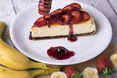Dessert, Food, Cheesecake, Frozen Dessert Royalty Free Stock Image