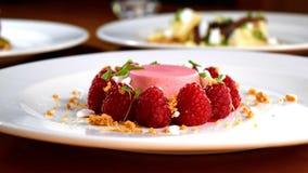 Dessert, Food, Frozen Dessert, Panna Cotta royalty free stock photography