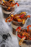 Dessert For Halloween Royalty Free Stock Photo