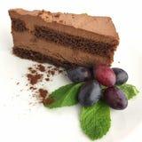 Dessert, Frozen Dessert, Chocolate Cake, Flourless Chocolate Cake royalty free stock photo