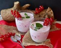 Dessert, Frozen Dessert, Food, Panna Cotta royalty free stock image