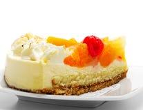 Dessert - Fruit Cake Stock Image