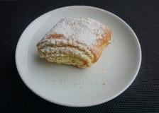 Dessert georgiano di Qada fotografia stock