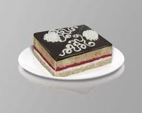 Dessert ginger Stock Images