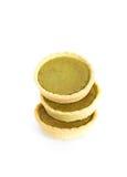 Dessert Green Tea Tarts Royalty Free Stock Image