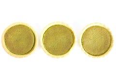 Dessert Green Tea Tarts Stock Image