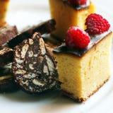 Dessert italiani fotografie stock