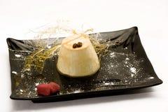 Dessert italiano fotografia stock