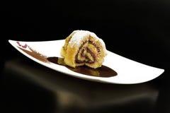 Dessert italien image libre de droits